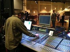 First Soundcheck